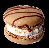 Smores Macaron
