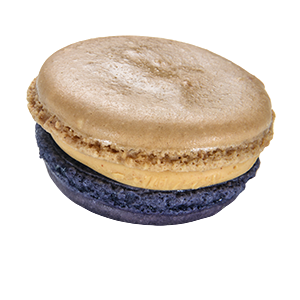 Peanut Butterand Jelly Macaron