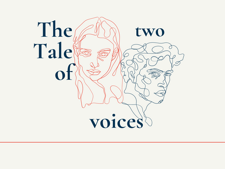 The Tale of Two Voices