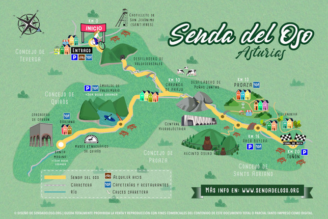 El mapa de sendadeloso.org
