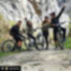Friends having fun on the Bear Trail