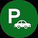 Parking publico gratuito Senda del Oso