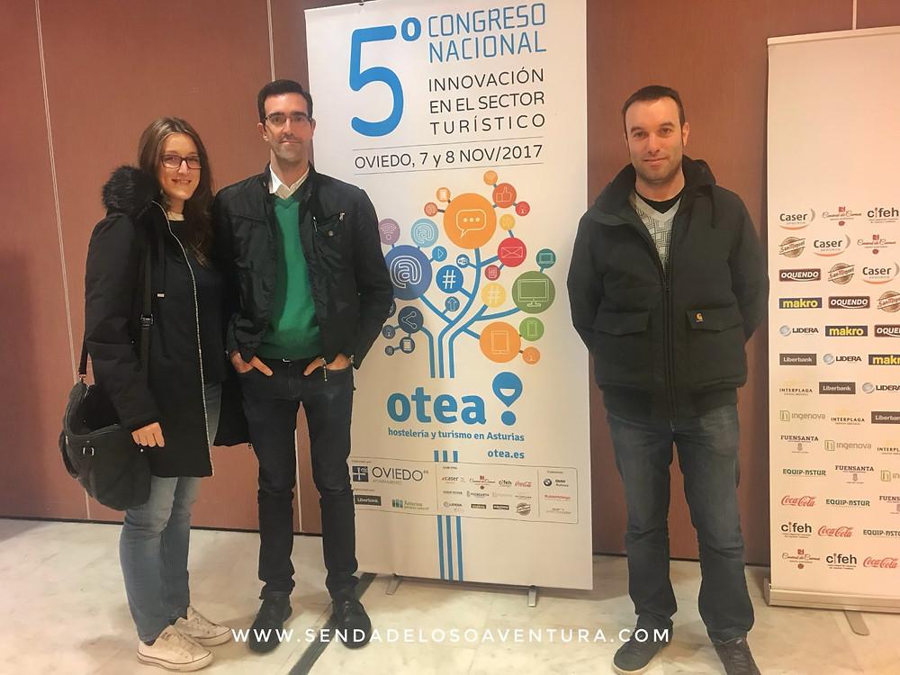 V congreso nacional innovación turismo otea asturias