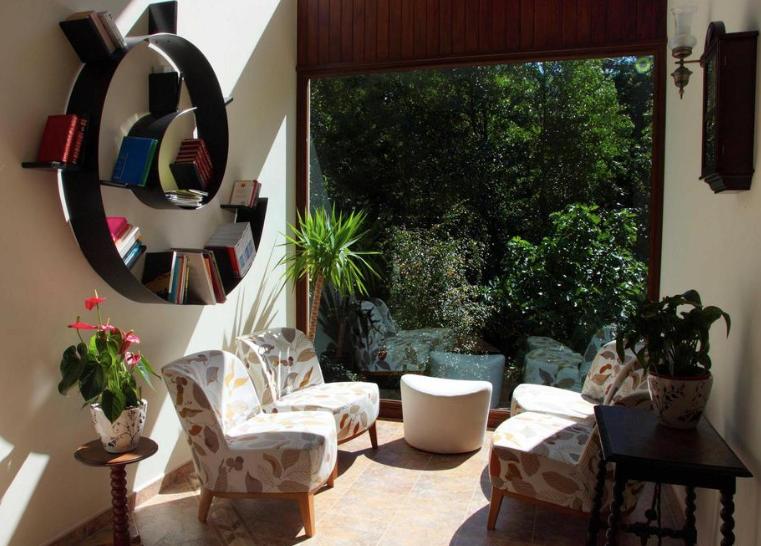 Cristalera hotel Alesga rural