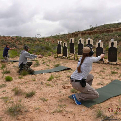 Intermediate Pistol (1 Day)