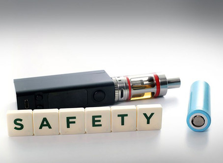 Safety Tips to Keep You Away from a Vape Explosion