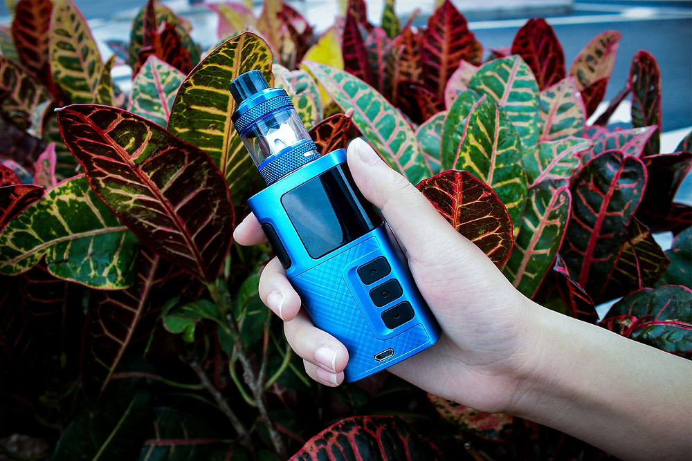 Handcheck -  the Ripple Kit in Blue
