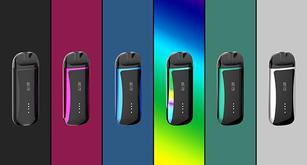 KangerTech Gem Pod Colorways