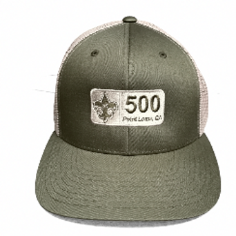 Troop 500 Scout Hat