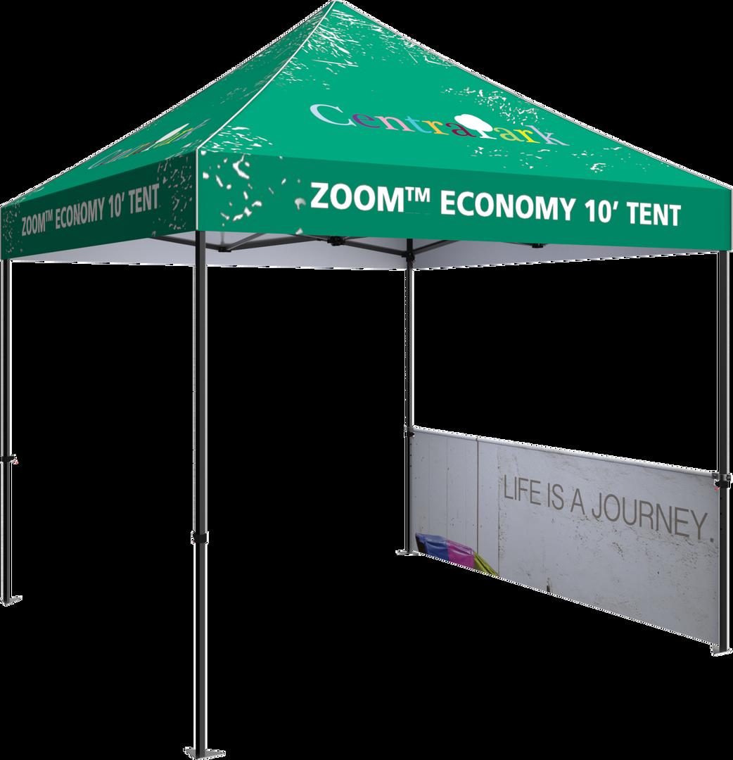 Zoom-economy-10-popup-tent_half-wall-onl