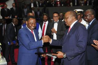 Kenya Gift Handover