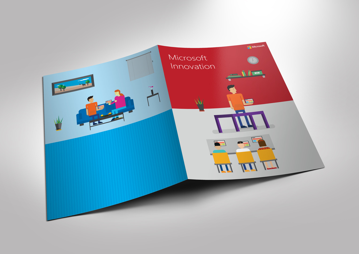 Microsoft Innovation folder