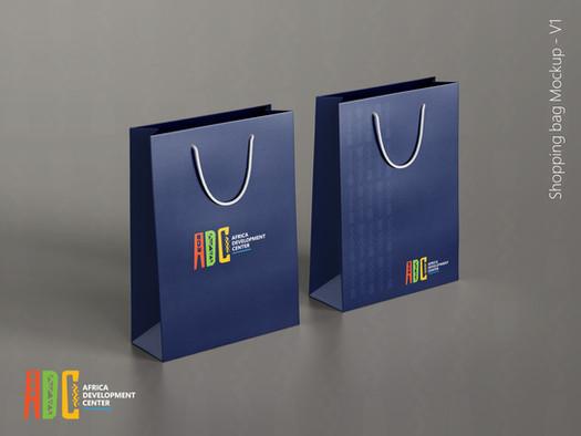 ADC branded Carrier bag