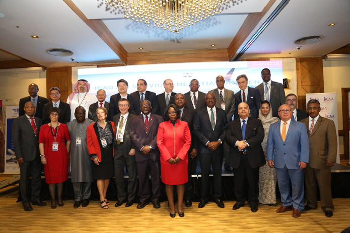 ICAO Council members