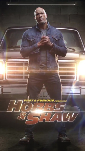 Hobbs & Shaw IG teaser
