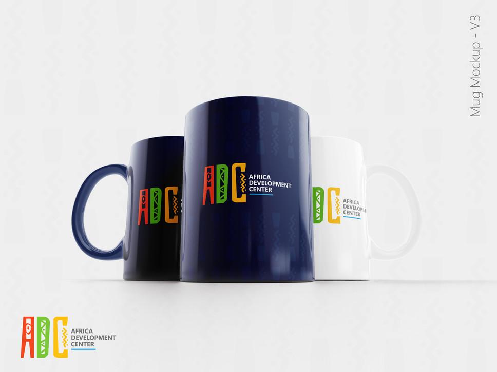 ADC branded Mugs