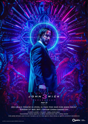John Wick post