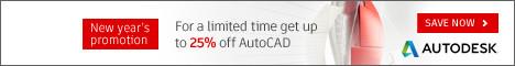Flash sale banner AutoACD