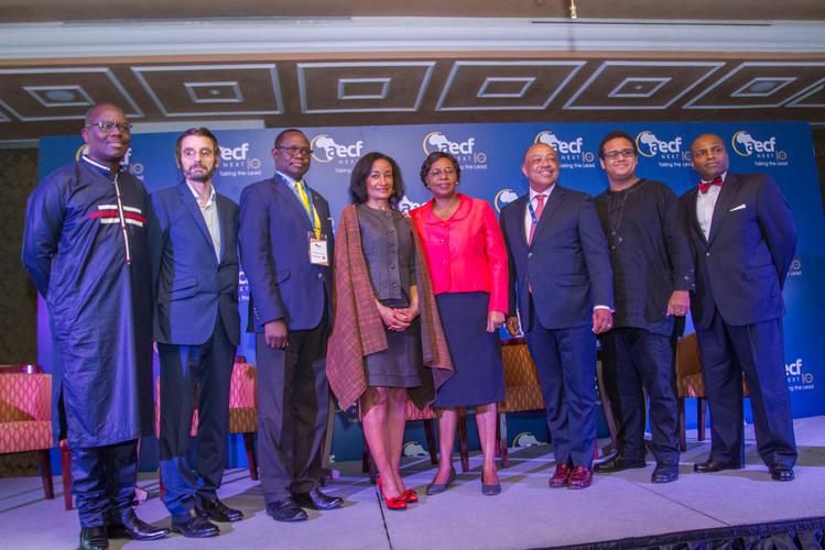 AECF Board members