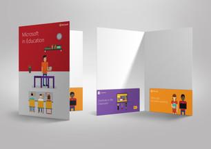 Microsoft Education folder