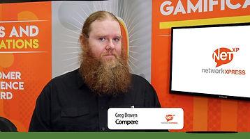 Greg Draven - Compere
