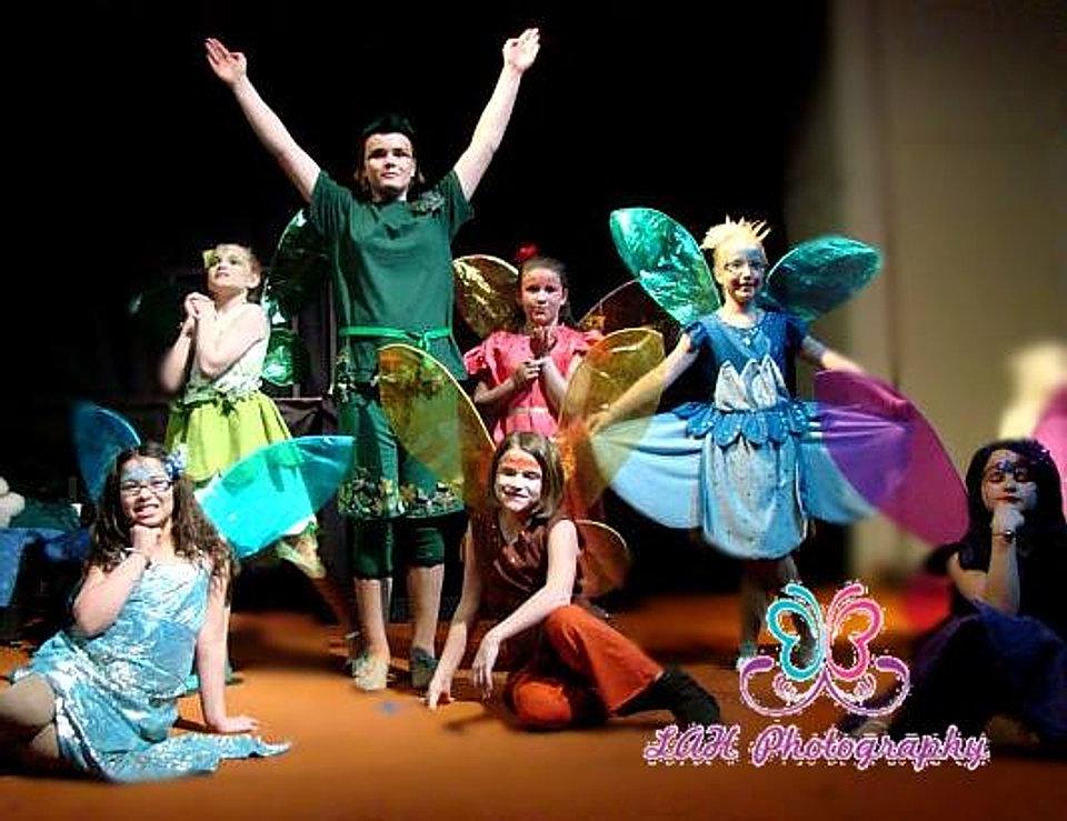 Peter Pan JR Costume Rental. pan u0026 ...  sc 1 st  Dare to Dream Theatre & Peter Pan JR Costume Rental | Wisconsin | Dare to Dream Theatre