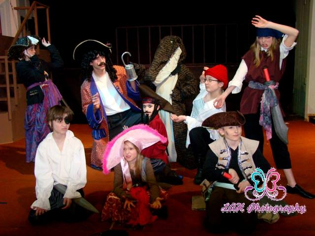 Pirates manty 2