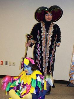Jafar & Iago