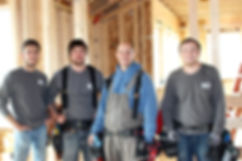 Residential wire men