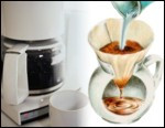 Tela para filtro de café