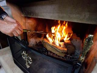 12 recomendações dos bombeiros para evitar acidentes com lareiras e aquecedores no inverno