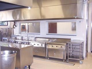 Tela Inox - Serviços de Alimentação: a cozinha ideal de estabelecimentos segundo Anvisa