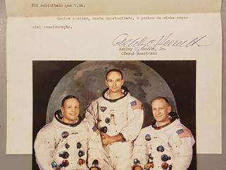 A chegada do homem à Lua completa 50 anos