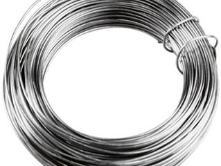Nossas Telas são produzidas em fios de arame galvanizado ou inoxidável, saiba a diferença