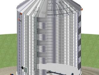 Agricultores e cooperativas investem em silos para grãos