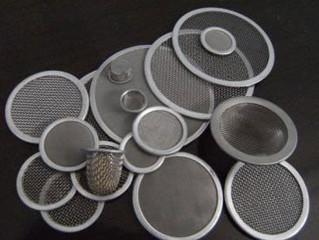 Filtração - Tela metálica produção de filtros