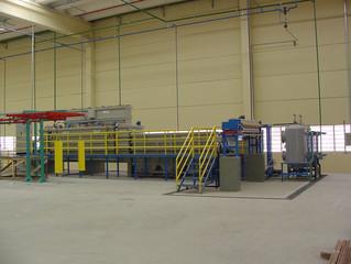 Malha inox utilizada em estações de tratamento