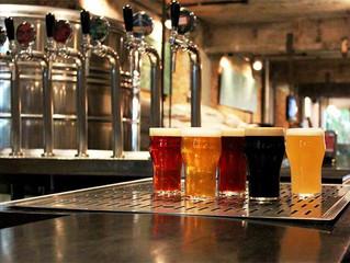 Filtros na produção da cerveja