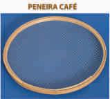 Tela para Peneira - Café: processo de beneficiamento