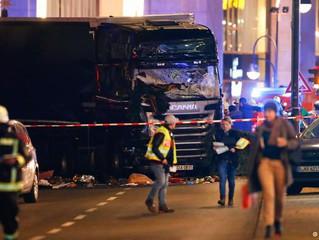 Tragédia em Berlim