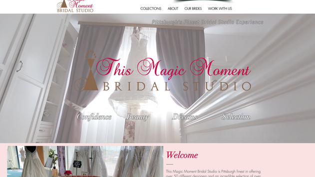 This Magic Moment Bridal