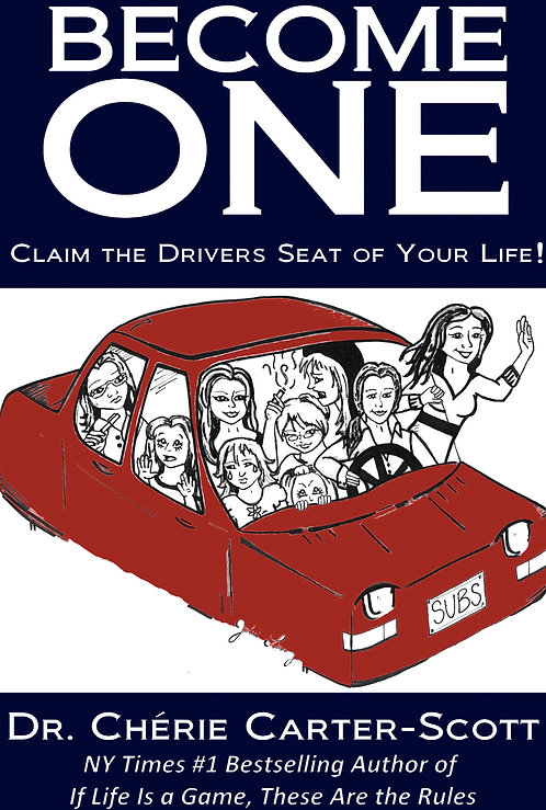 Become One Claim The Drivers Seat Of Your Life!