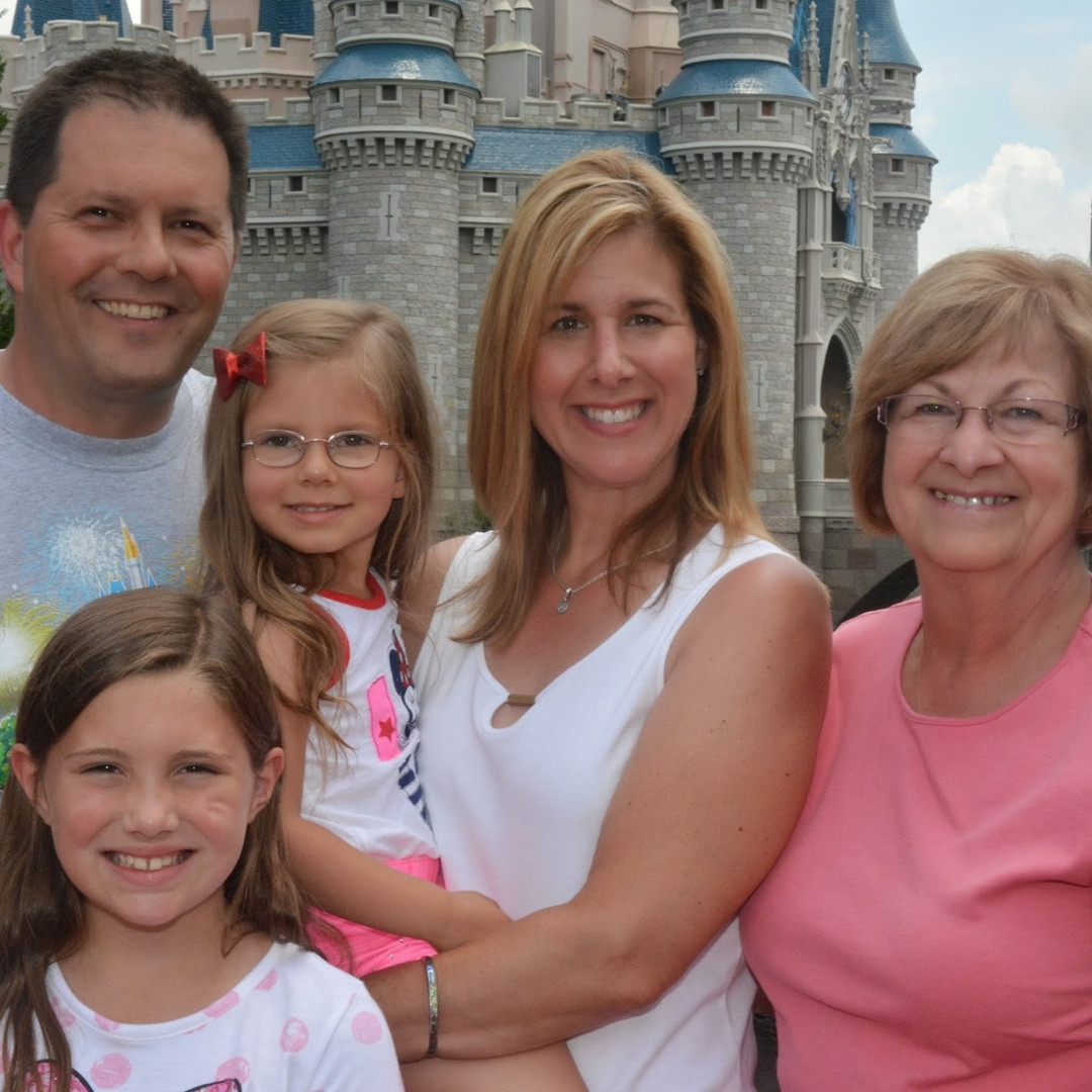 Our fam Disney castle.jpg
