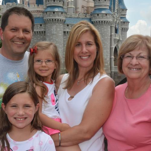 Our fam Disney castle.jpg