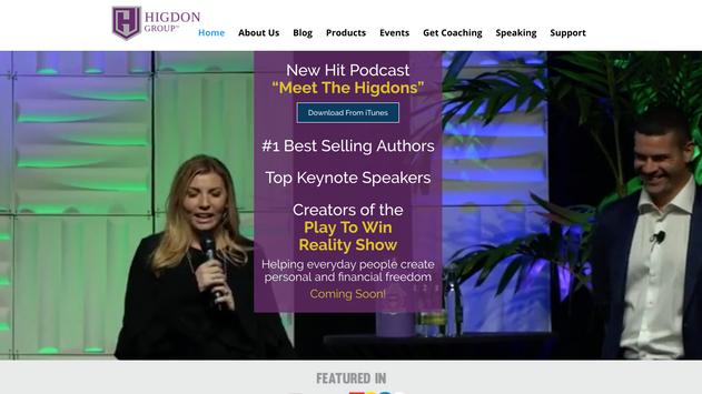 Higdon Group Website
