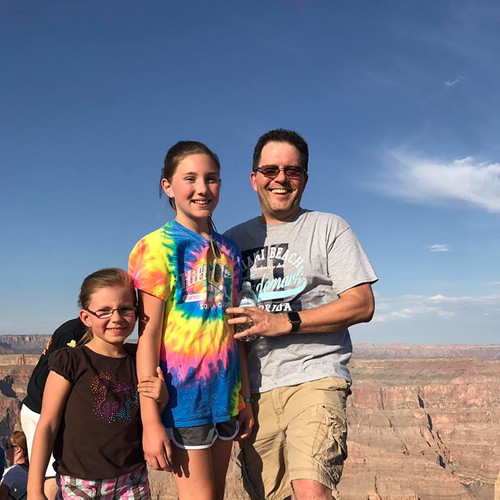 Ken Abigail and Kenna at Grand Canyon.jp