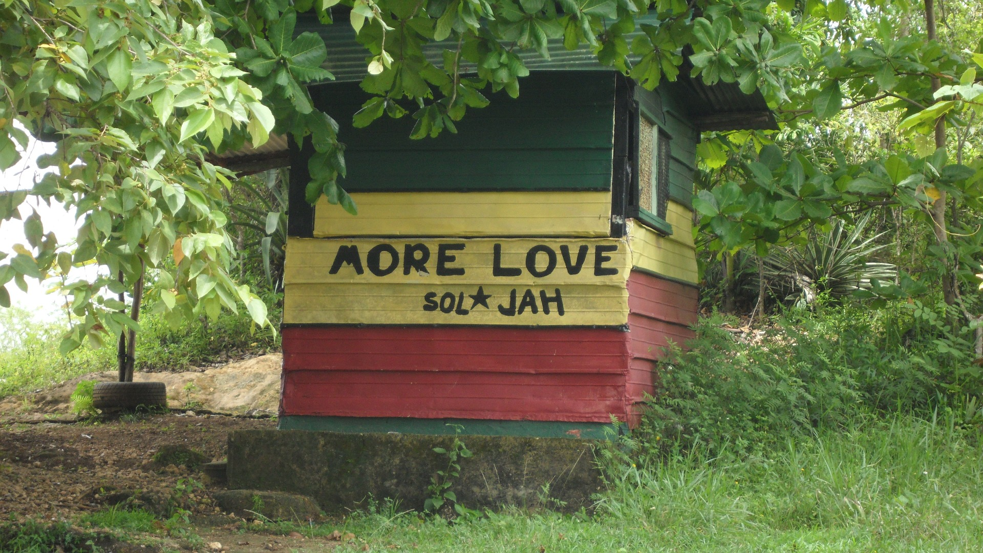 jamaica More Love