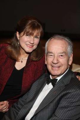 Julie and her Father Zig Ziglar