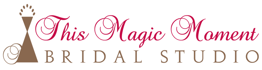 This Magic Moment Bridal Studio Logo- Lo