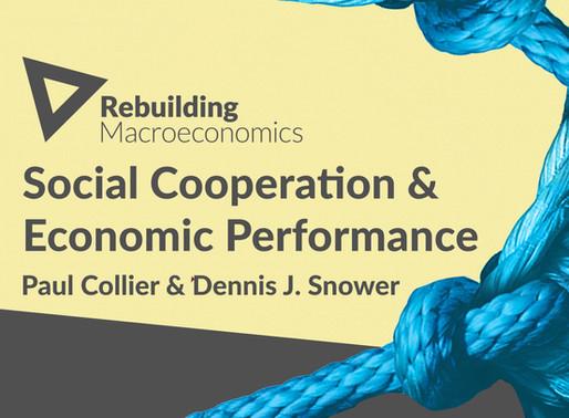 Social Cooperation & Economic Performance